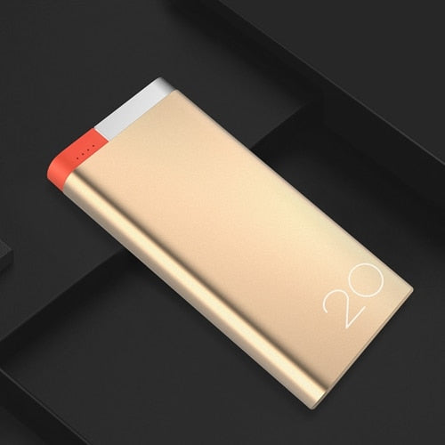 Universal 20000mAh Power Bank
