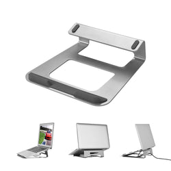 Aluminum Notebook Workstation