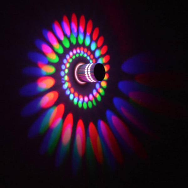 Spiral Effect Wall Lamp Controller