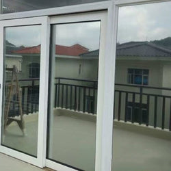 Two side Silver Mirror Window Film Insulation