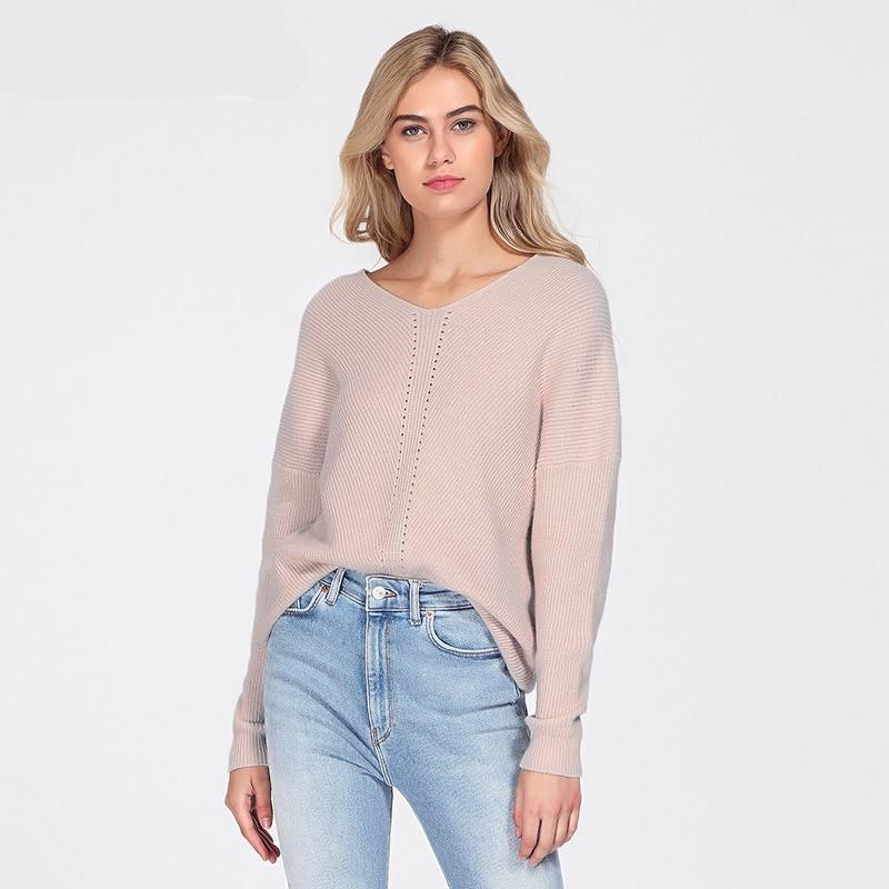 Knit Pullover Long Sleeve Sweater