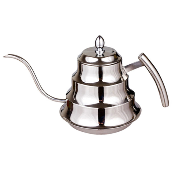 1.2L Stainless Steel Coffee Pot
