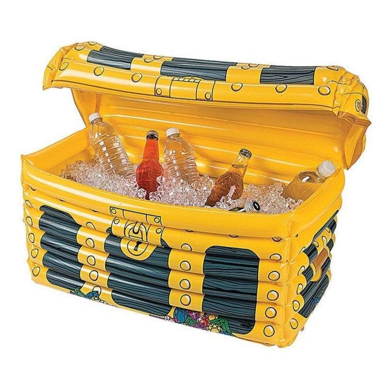 Holiday Party Bar Inflatable Treasure Ice Box