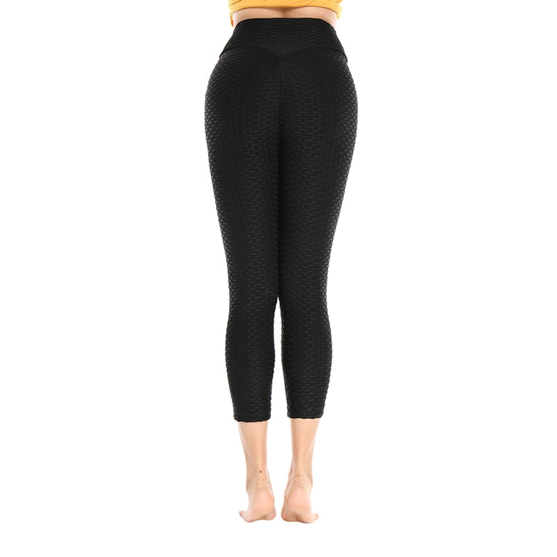 Calf Length Anti-Cellulite Legging