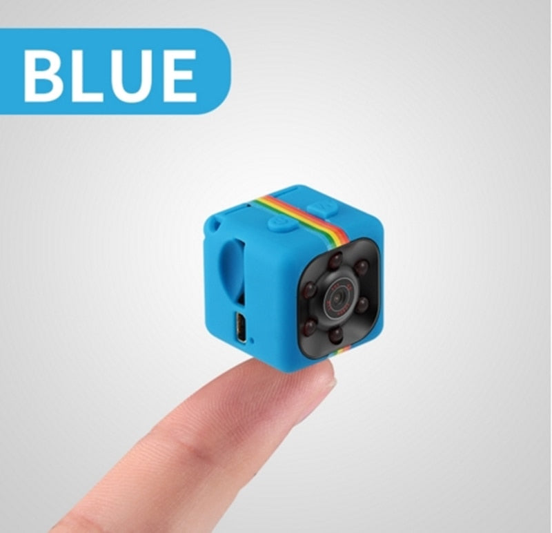 HD Dash Mini Camera