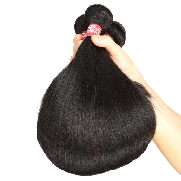 Straight Brazilian Hair Bundles