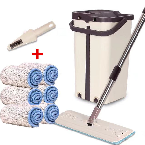 Easy Mop & Bucket Dusting Cleaner