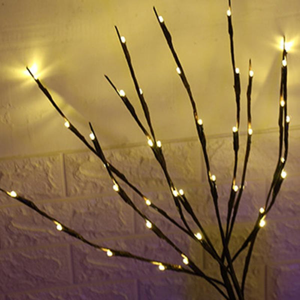 20-LED Branches Colorful Christmas Tree