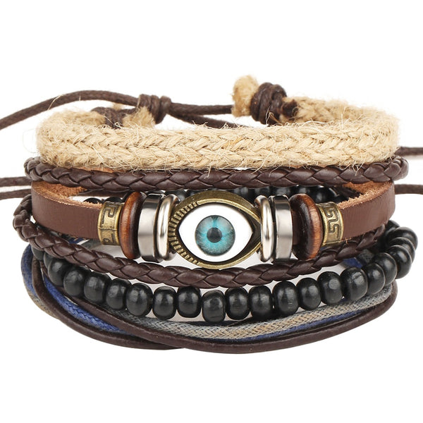 Vintage Multi Layer Bracelet