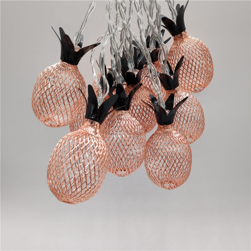 LED String Lights Pineapple for Party
