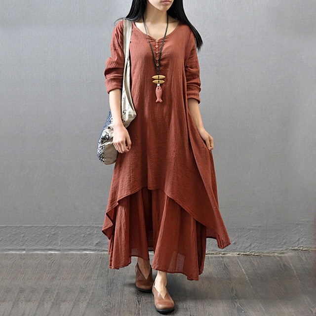 Loose Maternity Dresses For Pregnant Women
