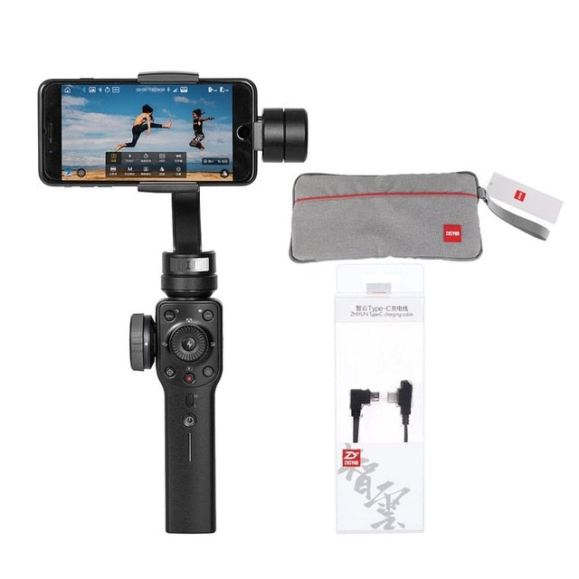 3-Axis Handheld Portable Stabilizer Camera Mount