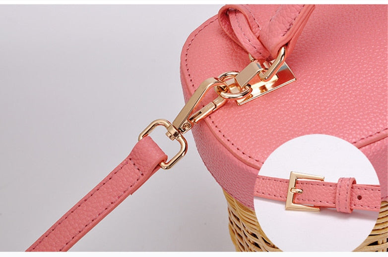 Ladies Leather Single Strap shoulder Crossbody Bag