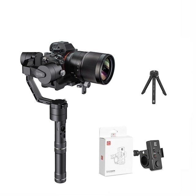 3-Axis Handheld Gimbal Stabilizer Kit for DSLR Camera