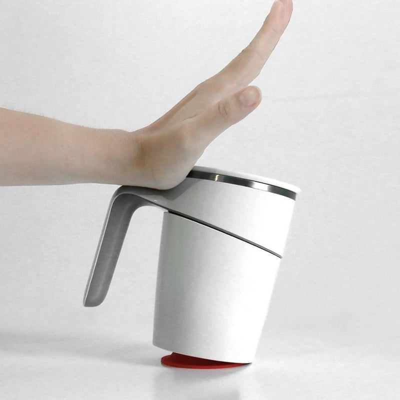 Not Pouring Cup Innovation Magic Sucker
