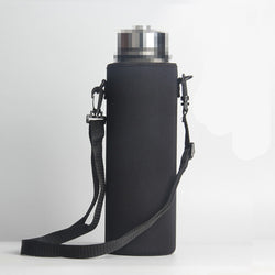 Warm Heat Thermos Bag with Rope Insulation Water Bottle