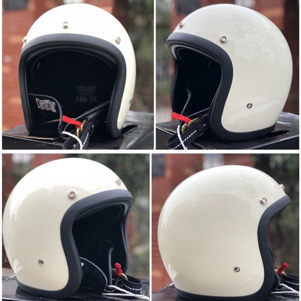 low profile Harley motorcycle helmet