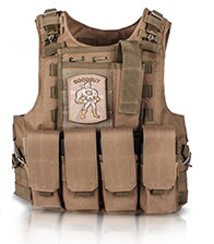 8 Colors Pouch Molle Combat Assault