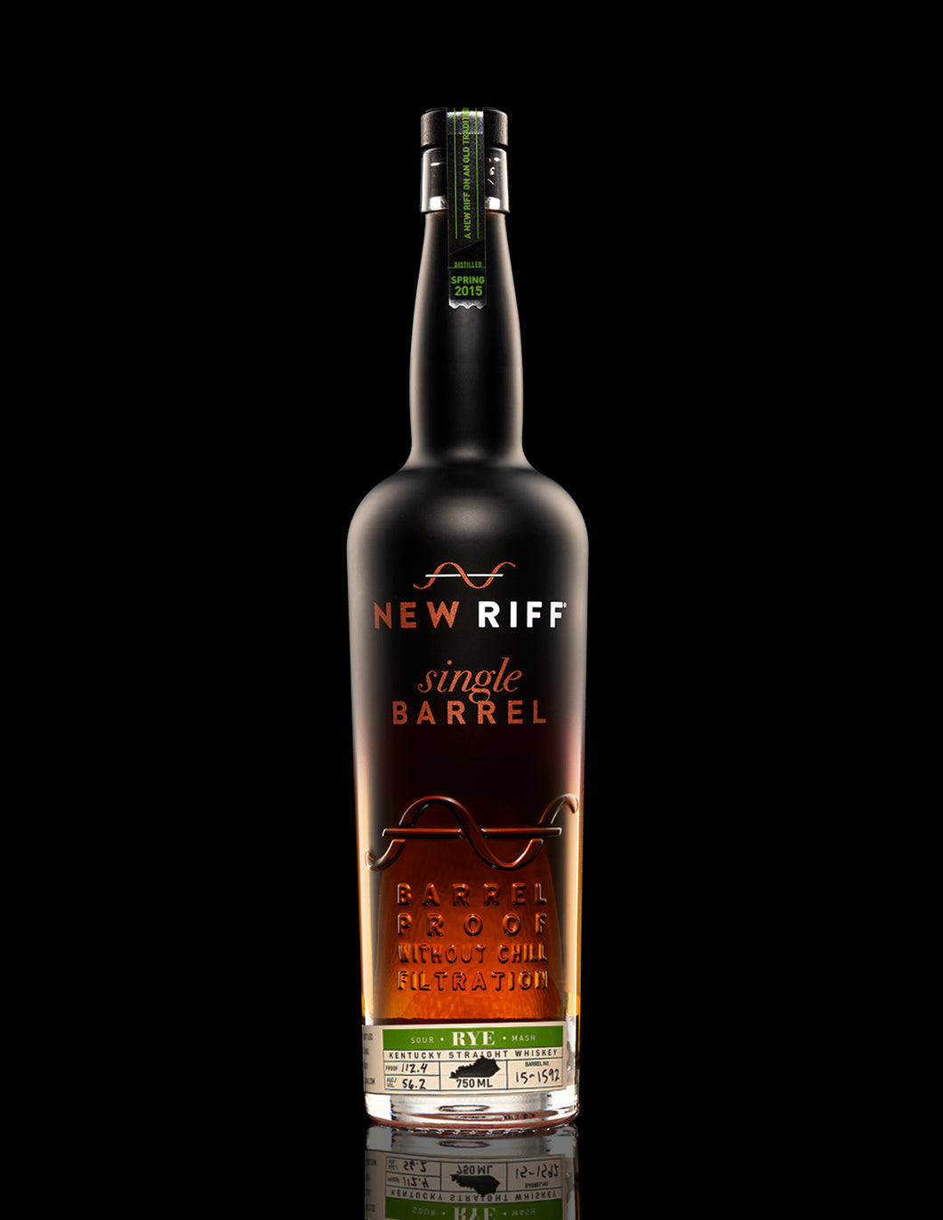 Single Barrel Rye - Barrel 15-2767