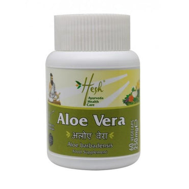 Aloe Vera ekstrakt Hesh 60 kapsula - Alternativa Webshop