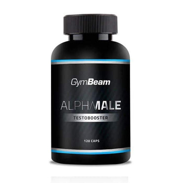 AlphaMale TestoBooster GymBeam 120 kapsula - Alternativa Webshop