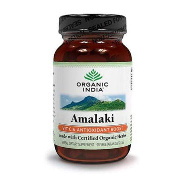 Amalaki Organic India 90 kapsula - Alternativa Webshop