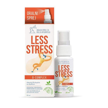 B kompleks Less stress u spreju 365 Nature 25ml - Alternativa Webshop
