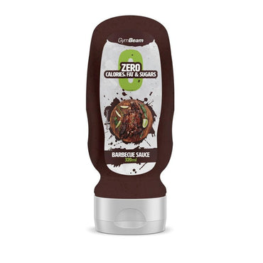 Beskalorijski sirup BBQ Sauce GymBeam 320 ml - Alternativa Webshop