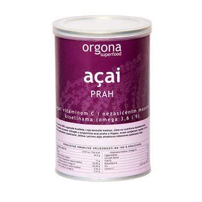 Acai prah Orgona Superfood 100g