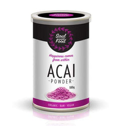 BIO Acai prah Soul Food 100g - Alternativa Webshop