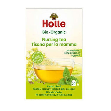 BIO Čaj za dojilje Holle 30g (20 vrećica) - Alternativa Webshop
