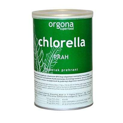 BIO Chlorella u prahu Orgona Superfood 100g