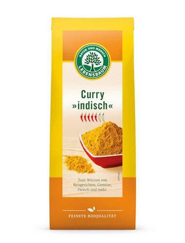 BIO Curry prah Lebensbaum 50g