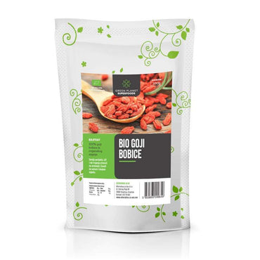 BIO Goji bobice Green Planet Superfoods 100g - Alternativa Webshop