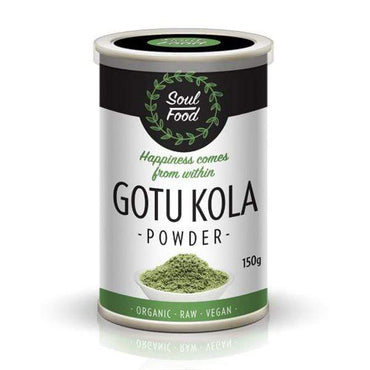 BIO Gotu kola Soul Food 150g - Alternativa Webshop