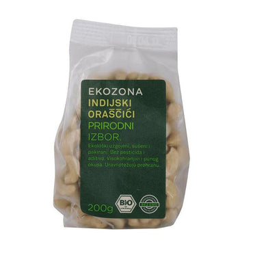 BIO indijski oraščići Ekozona 200g - Alternativa Webshop