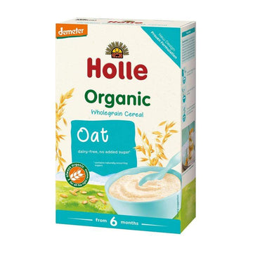 BIO Instant pahuljice od integralne zobi Holle 250g - Alternativa Webshop