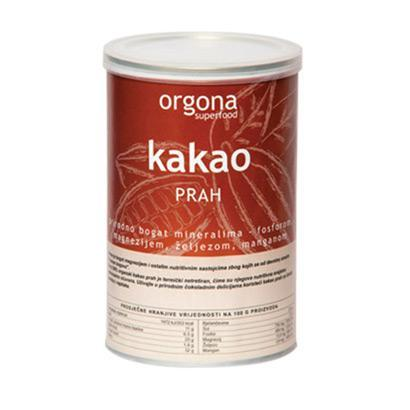 Kakao prah Orgona Superfood 200g