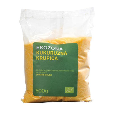 BIO Kukuruzna krupica Ekozona 500g - Alternativa Webshop