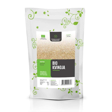 BIO Kvinoja Green Planet Superfoods 500g - Alternativa Webshop