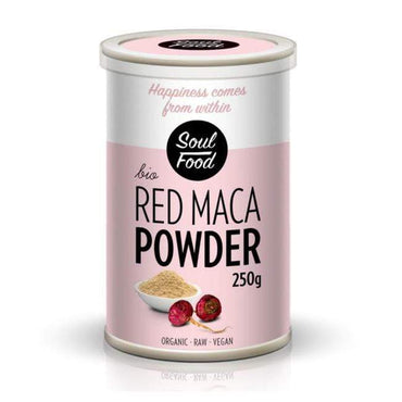 BIO Maca crvena Soul Food 250g - Alternativa Webshop