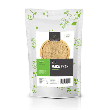 BIO maca prah Green Planet Superfoods 125g - Alternativa Webshop