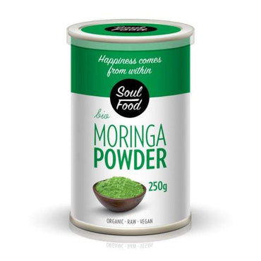 BIO Moringa prah Soul Food 250g - Alternativa Webshop