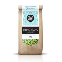 BIO Mungo grah zeleni Soul Food 500g - Alternativa Webshop