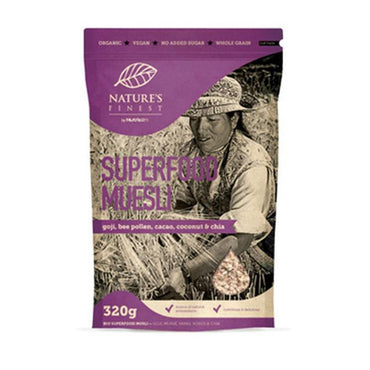 BIO Musli Superfood Nutrisslim 320g - Alternativa Webshop