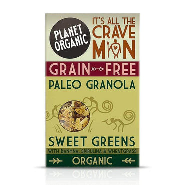 "BIO Paleo granola ""Superhrana"" Planet Organic 350g - Alternativa Webshop"