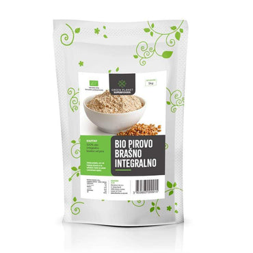 BIO pirovo brašno integralno Green Planet Superfoods 1kg - Alternativa Webshop