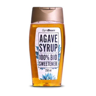 BIO Sirup od agave GymBeam 250ml - Alternativa Webshop