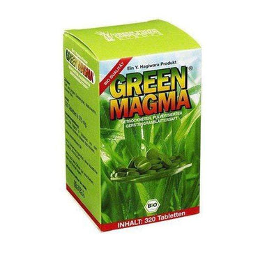 BIO Zelena Magma Green Foods 320 tableta - Alternativa Webshop