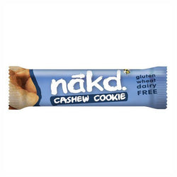 Cashew Cookie Raw bar Nakd 35g